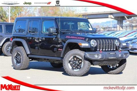 New 2018 JEEP Wrangler Unlimited Rubicon
