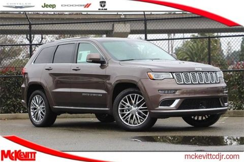 New 2018 JEEP Grand Cherokee Summit