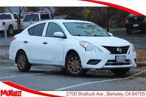Pre-Owned 2017 Nissan Versa 1.6 S